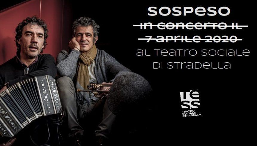 SOSPESO il concerto PAOLO FRESU & DANIELE DI BONAVENTURA posticipato in data 7 aprile